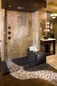 unique bathroom tile ideas 65 bathroom tile ideas river pebbles pebble tiles and rivers