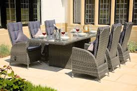dining room wicker furniture idea with rattan dining sets on