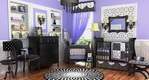 Tji Span Tables Canada by Curtains Purple And Black Curtains Entertain Purple Blackout