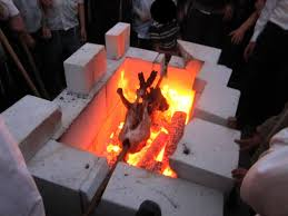 passover sacrifice wikipedia