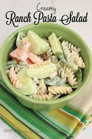 10 best pasta salad with mayonnaise and ranch recipes