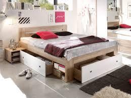 Schlafzimmer Komplett Mit Bett 140x200 Schlafzimmer Komplett Weiss Eiche Alle Ideen über Home Design