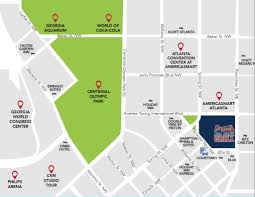 Atlanta Airport Concourse Map by Contact The Braves All Star Grill Downtown Restaurant