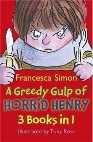 Horrid Henry Books Francesca Simon Book Series Book Order