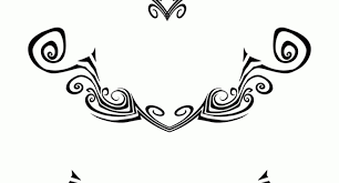 feminine lower back tattoos lower back female tribal tattoo