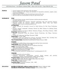 Work Experience Examples For Resume by How To Make A Resume For A Highschool Graduate With No Experience