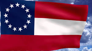 Confederate States Flags Civil War Confederate States Of America Csa First National Flag