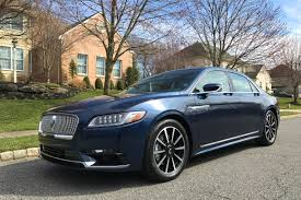 lincoln continental review 2017 lincoln continental awd reserve