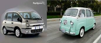fiat multipla 600 if the fiat multipla was designed like the old multipla
