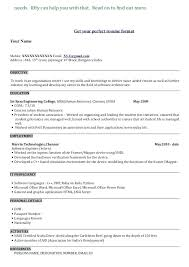 show me a resume show resume sles exles of resumes choose