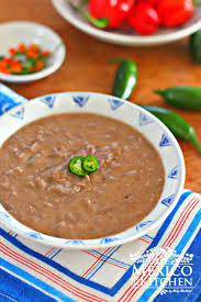 how to make fried pinto beans mexico in my kitchen