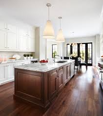 island kitchens stained island kitchen traditional with white