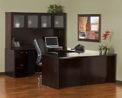 amazing u shaped desk with hutch