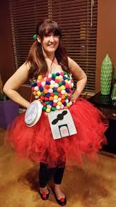 Affordable Halloween Costumes Gumball Machine Costume Kamri Noel Cgh Halloween