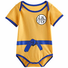 baby boys romper dragon ball z halloween costume infant vegeta