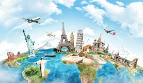 traveling the world images Travel the world or own a home seethru jpg