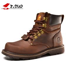 quality s boots z suo martin boots fashion layer of leather s