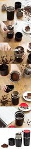 Portable Coffee Grinder Infinite Coffee U0027s Grind And Brew Master Manual Coffee Grinder