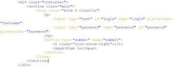 membuat form input menggunakan html membuat form login sederhana menggunakan html dan css kursus