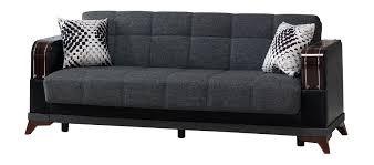 Outdoor Sofa Bed Almira Elena Gray Convertible Sofa Bed By Casamode