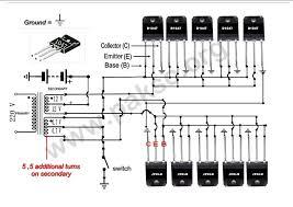 easy homemade 50 watt power inverter 12 vdc to 220 vac ups dostem