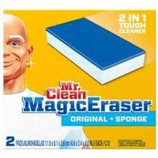 Bathtub Scrubber Mr Clean Magic Eraser Bath Scrubber 2 Count Pg Shop Us