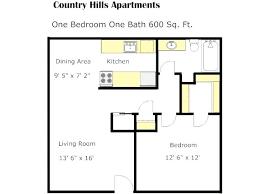 600 square foot apartment floor plan 600 square feet floor plan travelandwork info