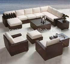 divanetti in vimini da esterno divano rotondo da giardino set mobili da giardino divano in