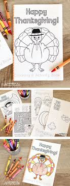 thanksgiving coloring activity book thanksgiving free