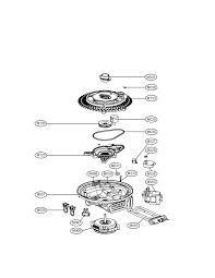 Lg Dishwasher 3850dd3006a Lg Dishwasher Parts Model Lds4821s Sears Partsdirect