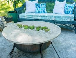How To Make A Rock Patio by Best 25 Fire Pit Covers Ideas On Pinterest Outdoor Fire Pit
