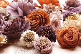 wood flowers sola wood flowers for diy crafters weddings home decor wholesale