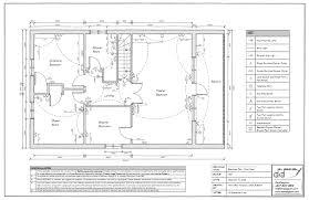 3 bedroom detached show home drawings u2013 den designery