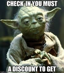 Check In Meme - star wars yoda meme imgflip