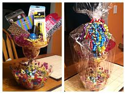 non food gift baskets 21st birthday gift basket for those non drinkers place beauty