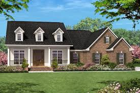 colonial style house plans colonial style house plan 3 beds 2 00 baths 1500 sq ft plan 430 14