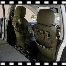 housse de siege auto personnalisé siège de voiture couvre olive lavage à l eau toile housse de siège
