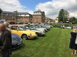 Bad Arolsen Porschetreffen Der Elferliste In Bad Arolsen 2017