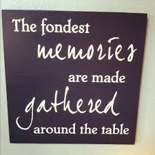 dinner with friends quotes like success