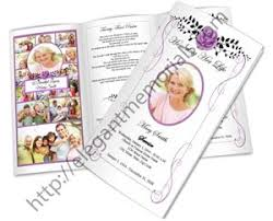 funeral bulletins funeral bulletins funeral bulletin template