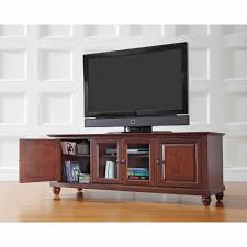 Tv Tables Wood Modern Crosley Furniture Cambridge Low Profile Tv Stand For Tvs Up To 60