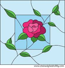 Flower Glass Design 20 Best Mosaics Stained Glass And Sketch Ideas And Patterns