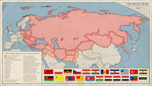 Mongolian Empire Map Alternative Cold War Soviet Empire 1960 By Kuusinen On Deviantart