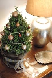 Christmas Decoration For Restaurant Ideas by Christmas Decorating Ideas 3 Ways To Decorate Mini Trees Neutral