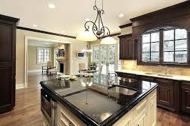 kitchen island black granite top kitchen center island with granite top marbled to ignite your