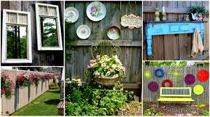 top 23 diy garden fence decorations to mesmerize pedestrians