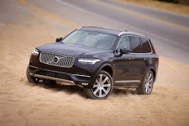 volvo american truck volvo xc90 looks like a shoo in to win 2016 north american truck