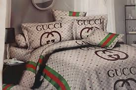gucci bedding set brand new gucci luxury bedding set with bedsheet 2 pillow cases
