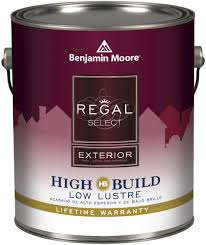 protective paint for walls exterior acrylic regal select