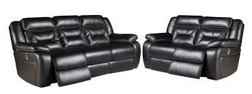 White Leather Recliner Sofa Set Black Leather Recliner Sofa Set 13 With Black Leather Recliner